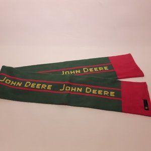 John Deere Winter Scarf John Deere Tractor Logo Sc
